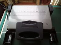Silvercrest Contact Grill, SKG 1700 A2. perfect condition