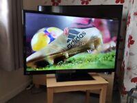 Bush 40 inch Full Hd/1080p Led tv (Freeview)