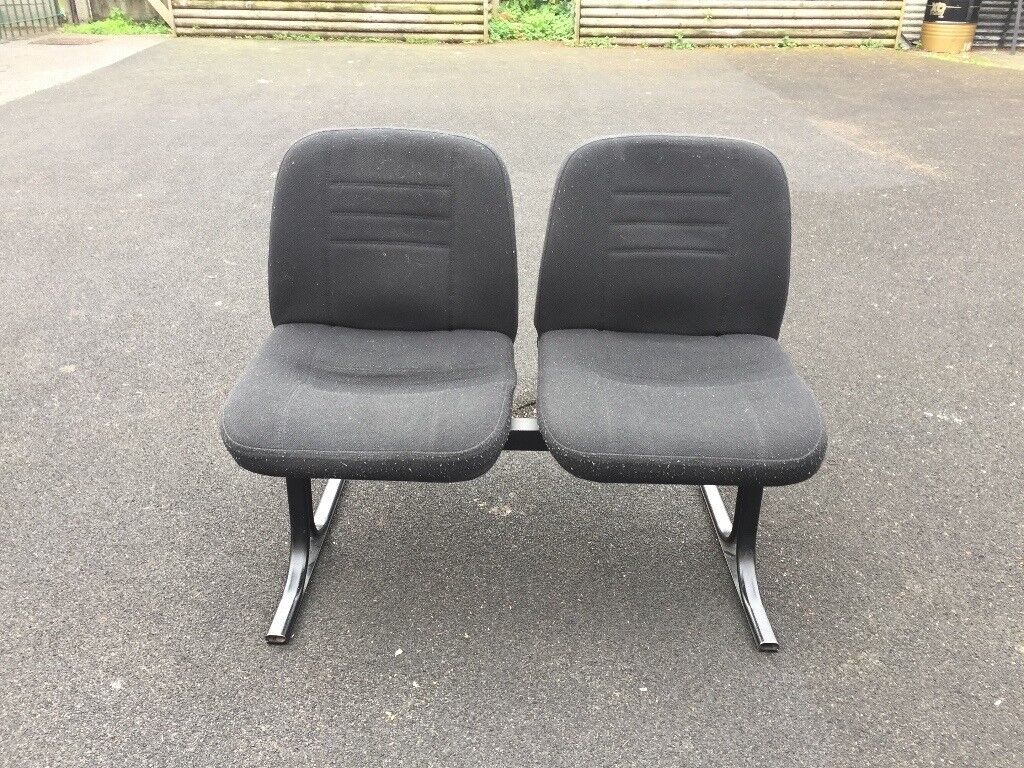 Visitor,Office,Meeting,Waiting Room Two Seater Chair