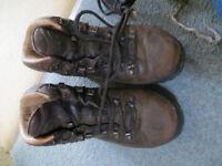 Ladies Meindl walking boots