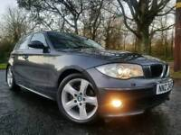 Oct 2006 BMW 120d Sport! Full Leather! Xenons! Bluetooth! Full Service History! Full MOT! FINANCE