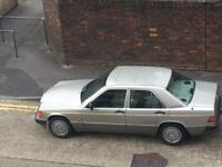 Mercedes 190e swap for PCX or Honda SH, Vision