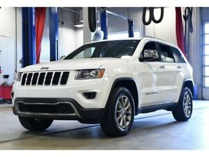 2014 Jeep Grand Cherokee LIMITED * CUIR * TOIT * HITCH 6200LBS