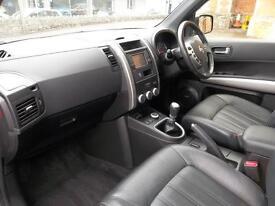 Nissan X Trail 2.0 dCi 173 Tekna 5dr (twilight grey) 2014