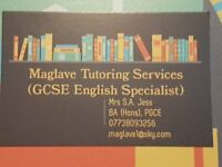 ENGLISH TUITION (tutor specialising in CCEA GCSE English Language & Literature)