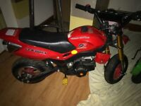 50cc mini motard