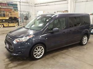 2014 Ford Transit Connect Titanium, Leather, Moonroof, 7 passeng
