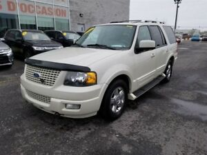 2006 Ford Expedition LIMITED CUIR+TOIT+GPS+MAGS TOUT EQUIPE