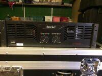 2400 watt power amp