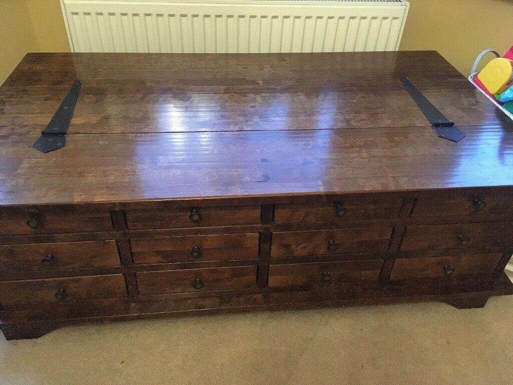 Laura Ashley Large Garrat Coffee Table Blanket Box In Bishops Waltham Hampshire Gumtree