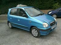 00 Hyundai Amica Si 5 door great driver ( can be viewed inside anytime)