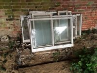 X35 used antique wooden windows