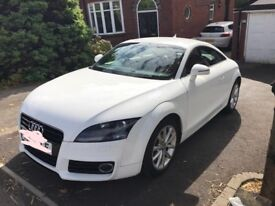 Audi TT 2.0 TFSI Sport 3dr - Great Condition, Low Mileage, Lots of Optional Extras