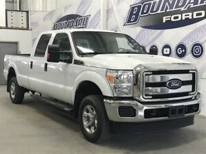 2013 Ford Super Duty F-350 SRW CrewCab XLT 6.2L