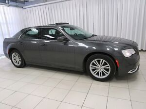 2017 Chrysler 300 Touring Sedan! Sunroof! Navigation, Back-up Ca