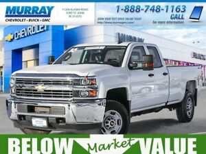 2016 Chevrolet SILVERADO 2500HD WT  **LOW KMS! Long Box!**