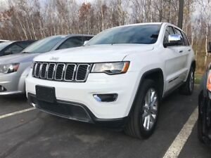 2017 Jeep Grand Cherokee 5.7 HEMI-POWERED V8 LIMITED 4WD