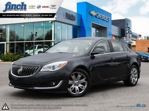 2015 Buick Regal Premium I PREMIUM I|NAV|LEATHER|SUNROOF|REAR...