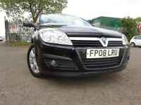 08 VAUXHALL ASTRA 1.8,5 DOOR,MOT MARCH 019,2 OWNERS,PART HISTORY,VERY RELIABLE CAR,LOVELY EXAMPLE