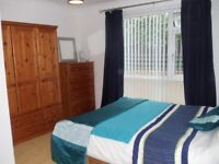 Double room to let, spacious 3 bedroom detached bungalow, quiet area.