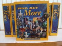 FIND OUT MORE - FAMILY ENCYCLOPEDIAS