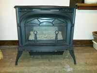 VERMONT CASTINGS GAS COOKER
