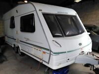 Bessacar Cameo 500 GL Unused for last 2 years stored undercover for last ten