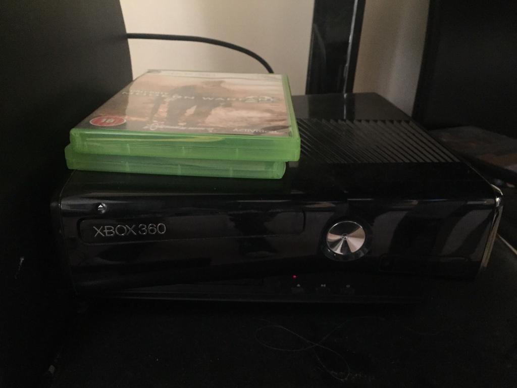 Xbox 360 250gig