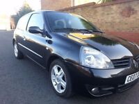 2007 '07' Renault Clio 1.5 Dci Campus Sport £30 a Year Tax 60+mpg k