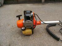Kioritz Heavy Duty Petrol Strimmer / Brush Cutter.