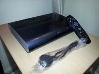 Sky+HD 1TB On 3D Anytime+HD Box With Remote Control & Power Lead