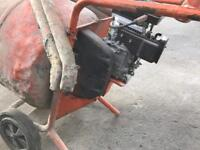Cement mixer Petrol Lifan 2.5 4 stroke