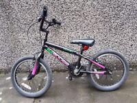 "Apollo Boogie Girl Bike 18"" wheel"