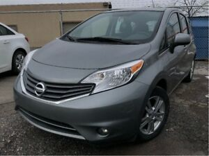 2014 Nissan Versa Note 1.6 SV LOW KMS!!! MAGS REAR SPOILER