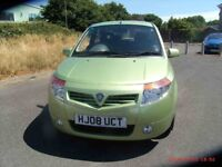proton savvy 2008 very low mileage 7,232 from new
