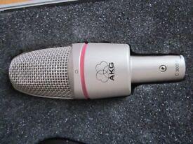 Microphone - AKG C3000b