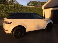 Range Rover Evoque Dynamic - fully loaded - full service hsitory - 12 months MoT.