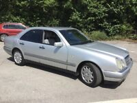 Merc E280 Automatic, MOT FEB'18 Drives Miss Daisy Beautifully, Classy Lassie £399 - Delivery cheaply