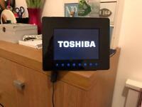 Toshiba digital frame.
