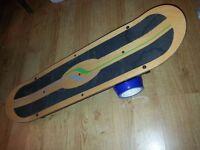 Trainer balance board
