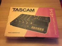 Tascam Portastudio 414 Tape Multitrack Recorder