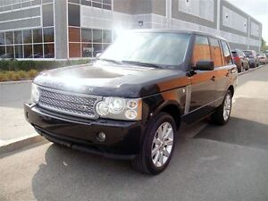 2008 Land Rover Range Rover Supercharged,NAVI,DVD,CAM