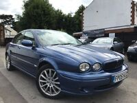 Jaguar X-Type 2.0 D Full Service History Full Cream Leather in Great Condition 3 Months Warranty
