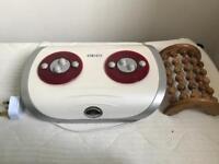 Homedics Electronic and Manual Foot Massagers