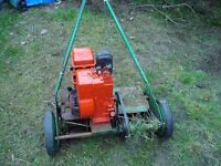 ransome antelope self propelled lawn mower.