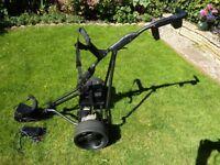 Powakaddy Style Electric Golf Trolley