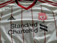 Liverpool shirt.large.with tags.