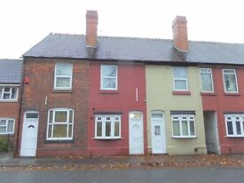 *Studio flat comprising of room with open plan fitted kitchen * Separate shower room