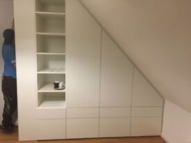 Build in wardrobes, custom design, low price