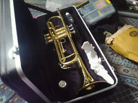Hardly Used Gear4Music Trumpet